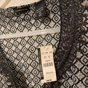 New York & Company Tops - New York & CO  💋blouse new with tags size M
